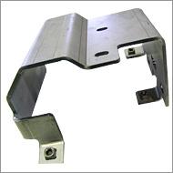 フォークリフト用ブラケット(板厚4.5ミリ)