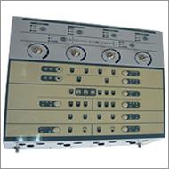 低周波治療器の操作パネル