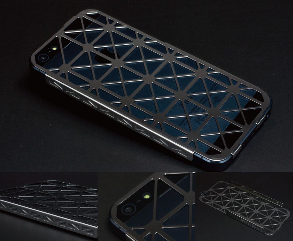 iPhone case:TRANS-N