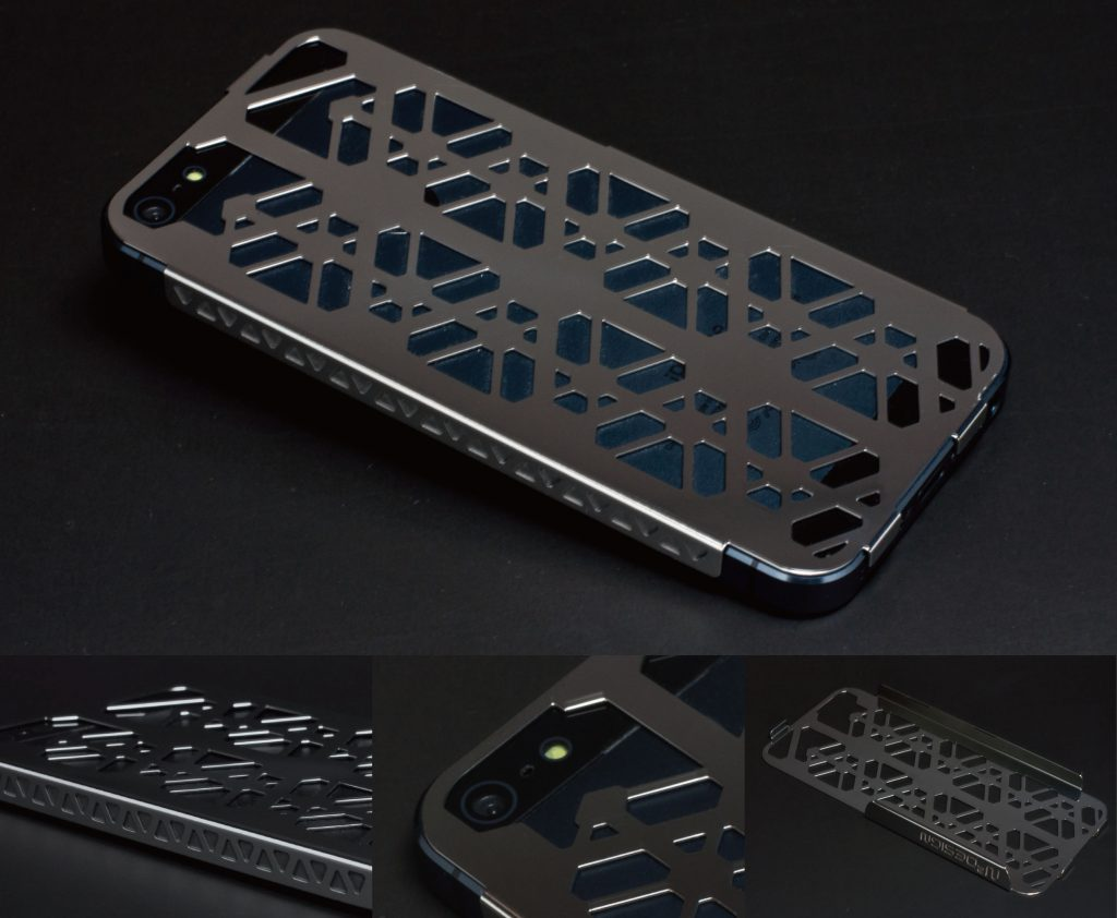 iPhone case:TRANS-X