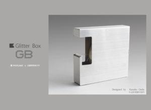 Glitter Box -テープディスペンサー-
